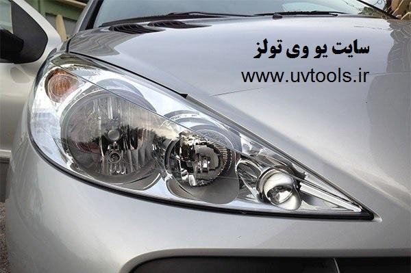 تولید لاک های یو وی استفاده در صنعت خودرو